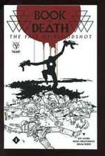 BOOK OF DEATH: THE FALL OF BLOODSHOT #2 (2016) VALIANT COMICS