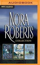 Nora Roberts - Collection: Honest Illusions and Montana Sky and Carolina Moon...
