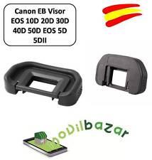 VISOR OCULAR CANON EYECUP EB Canon EOS 10D 20D 30D 40D 50D EOS 5D 5DII ESPAÑA