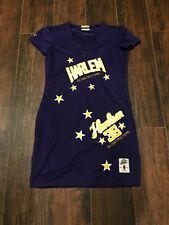 Womens Vintage Fubu Harlem Globetrotters Jersey Dress