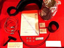 VW VR6 2.8 und 2.9 L K&N Sportluftfilter 57i-0073 Kit Mit Teile Gutachten §19.3