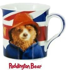 Official Paddington Bear Movie Mug Cup Licenced Merchandise Union Jack China