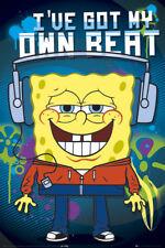 Spongebob Squarepants Casque Maxi Poster 61x91.5cm FP2637 Mon propre Beat