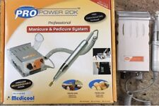 Medicool Pro Power 20k  Coreless Rechargeable Electric File On sale!