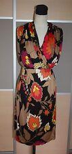 ESCADA, Brandaktuelles Seiden Kleid aus feinster Seide, Gr. 42/44, NEU m ETIKETT