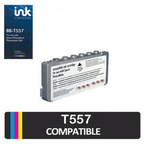 Blue Box  ink cartridges non-oem for Epson Picture Mate 500 - t557