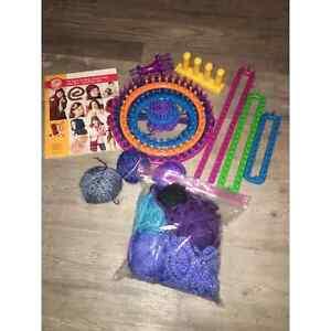 Lot of Crochet/Knitting Tools