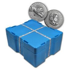 2017 Canada 500-Coin 1 oz Silver Lynx Monster Box (Sealed)