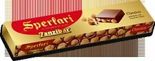 Zanzibar Classico -150g (5.12 oz) gianduja with whole hazelnuts