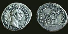 New ListingRoman Empire Trajan Silver Denarius