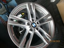 Original BMW 5er F10/F11 + 6er F12/F13 M Paket Alufelge im 9Jx20 ET44  7843716