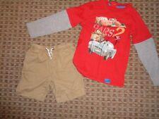 Next-boys bundle age 4-5-6-7 MIXED ITEM CLOTHES,MULTI,CARGO SHORTS T-SHIRT TOP