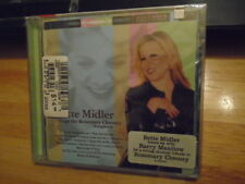 SEALED Bette Midler CD Rosemary Clooney Songbook BARRY MANILOW Linda Ronstadt !
