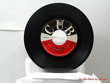 THE STEREOS -(45)- DOO WOP  THE BIG KNOCK / SWEET WATER - CUB RECORDS  - 1961