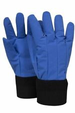 National Safety Apparel Wrist-Length Cryogenic Gloves, Small, New No Box E053 AA