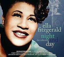 ELLA FITZGERALD - NIGHT AND DAY 2 CD NEUF