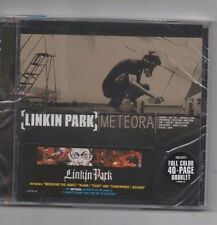 Linkin Park Meteora CD Plus 40 Page Booklet Enhanced With Film & Promo Sticker