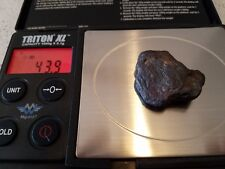 Authentic meteorite Space Fossil Rock Collectible Fragment meteor Lunar Moon #5