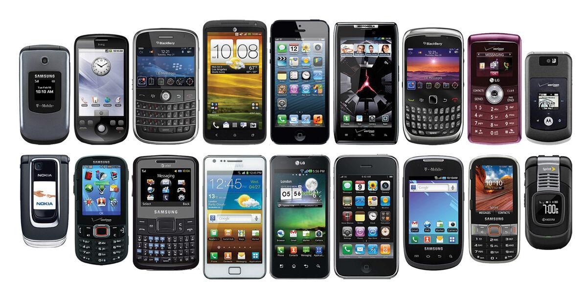 Mobile Phones & More