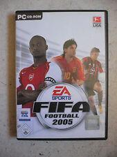 FIFA Football 2005 (PC, 2004 ) - EA Sports Fußballspiel Fussball Simulation Kult