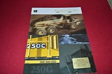 John Deere 250C Articulated Dump Truck Dealers Brochure DCPA4