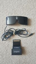 Sega Master System 3D glasses with adapter