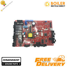 Ravenheat -  printed circuit board CSI T Red - Used