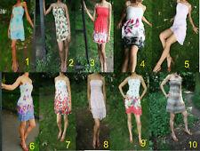 Women's Petite Strappy, Spaghetti Strap Summer/Beach Dresses