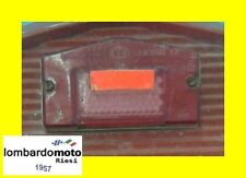 RP312 - VETRO FANALE STOP POSTERIORE LAMBRETTA J50 SPECIAL DE LUXE