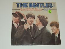 THE BEATLES rock n roll music vol 1 Lp RECORD UK VOLUME 1 ROCK AND ROLL VOL. 1