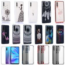 Huawei P30 / Pro / Lite Schutzhülle Handy Hülle Silikon TPU Cover Case mit Motiv