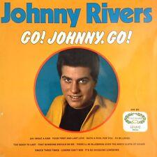 JOHNNY RIVERS: GO JOHNNY GO! 1965 Hallmark LP HM571  US 60's rocker