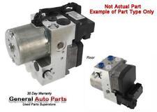 12 BMW 528i: Anti-lock Brak ABS Unit, AWD, w/o Adaptive