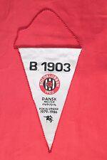gagliardetto Football mini Pennant - BOLDLUBBEN 1903 POKALVINDER 1986