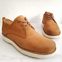 Samuel Hubbard Free Men's Oxfords Brown Casual Shoes Lace Up Vibram Size 10.5 M