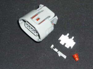 Denso Alternator TS Connector 3 way Socket Plug Pins Seals Toyota Lexus