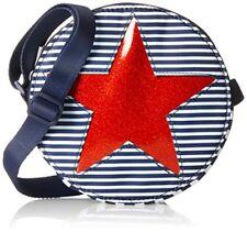 Tommy Hilfiger Kids Poppy Girl Star Round Crossover - Zaini Bambina Blau (x3g)