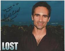 Nestor Carbonell - Lost signed photo