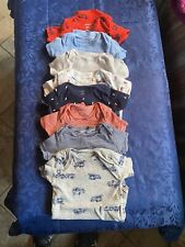 New listing Lot Of 8-Puppy Onsies W/tail Opening-Spay/Neuter Recovery-Fits 9-11 lb Dog-Handy