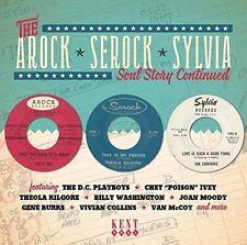 Various Artists - Arock Serock Sylvia Soul Story Continued / Various [New CD] UK
