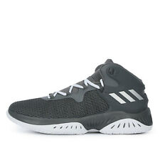 bd1089043 adidas Explosive Bounce Grey Silver Men Basketball Shoes SNEAKERS Trainer  By3779 UK 10.5
