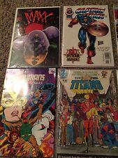 24 Random Comics, Spawn , Spiderman , Sabre Tooth, Captain America