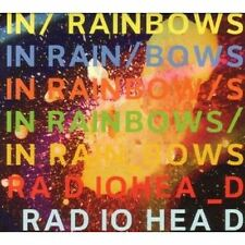 "Radiohead - In Rainbows (NEW 12"" VINYL LP)"