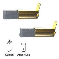 Kohlebürsten für Collomix Rührwerk CX 22 Duo , CX 100 HF - 5x8x19mm (2018)