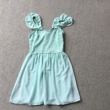New Look Girl's Lace Top Dress, Age12 Yrs