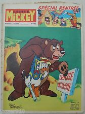 ¤ LE JOURNAL DE MICKEY n°952 ¤ 13/09/1970 SPECIAL RENTREE