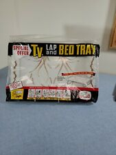 Vintage T.V. Lap And Bed Tray With Original Packaging New.
