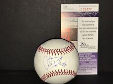 Carlos Rodon Chicago White Sox Autographed Signed Major League Baseball JSA COA