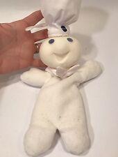 "Pillsbury Doughboy 12"" Beanie Bean Bag Plush Doll Vintage 1996"