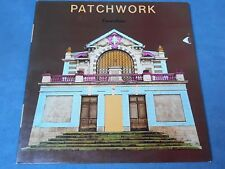 Patchwork - Ouvertures / Cobra Records France 1978 Rare Org Jazz Funk Latin LP